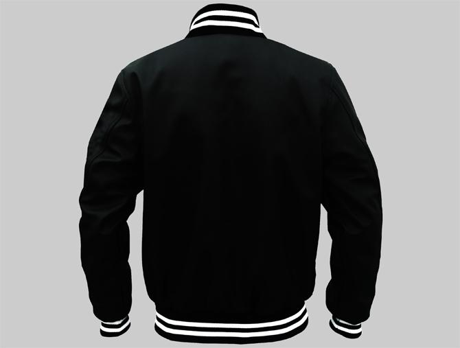 Leather varsity jackets for girls