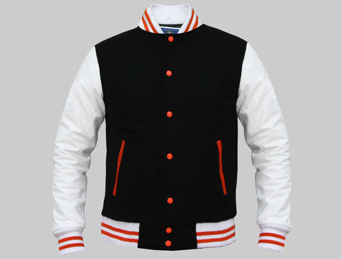 Clothoo is known for its superior quality service in custom varsity jackets, custom letterman jackets, custom fleece hoodies and satin jackets. We use % virgin wool and genuine cowhide leather to produce all our custom varsity jackets. Our wool is % virgin and fresh. It longs lasts for years.