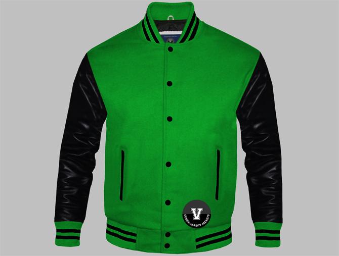 Letterman Customize Jackets