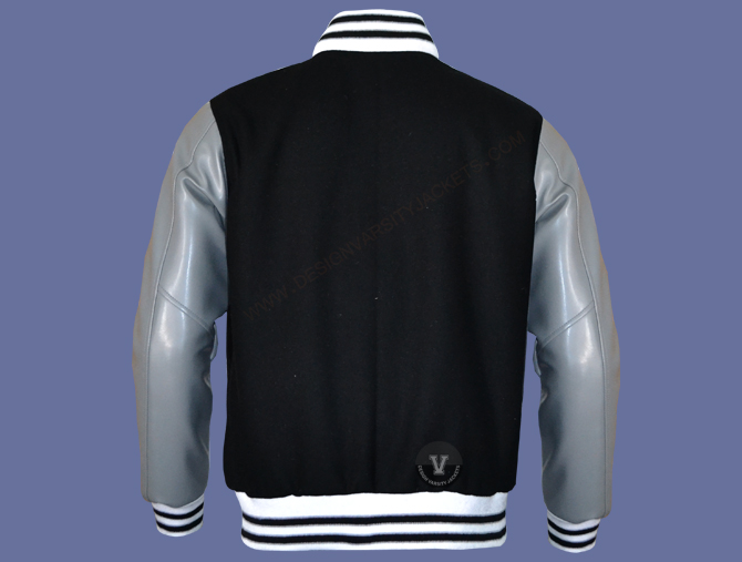 Custom Varsity Letterman Jackets - 2