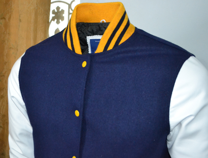 Varsity Letterman Jackets custom - 3