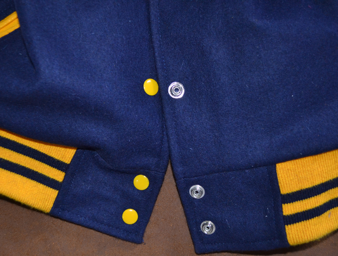 Varsity Letterman Jackets custom - 4