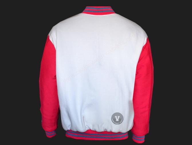 Design Varsity Jackets back